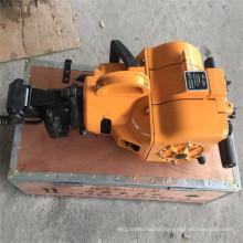 Gasbetriebener Presslufthammer des Steinbrechers