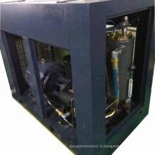0.9 cfm / min Vis compresseur d'air industrielle