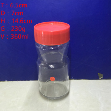 High Quality Glass Coffee Jars 12oz Wholesale