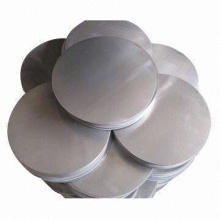 Aluminum Circle with 0.3 to 6.0mm Thickness and 160 to 1,100mm Width
