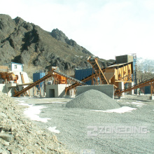 200-250T/H Stone Crusher Plant for Sale