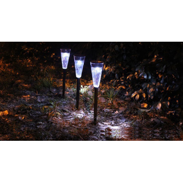 Exterior Solar LED Garden Lawn light colorful