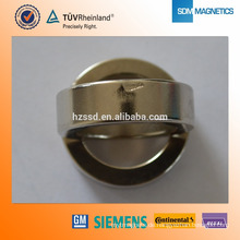 N35 starker Neodym-Ring-Hemd Magnet für Mode-Show