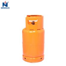 heißer verkaufender leerer 12,5 kg LPG-Gasflasche, Propantank