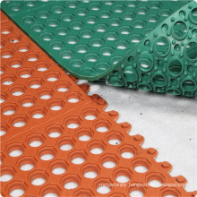 Anti-Slip Kitchen Mat, Wear-Resistant Rubber Door Mat