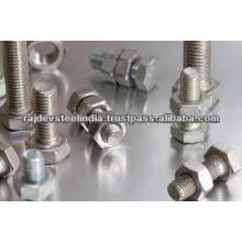 UNS S31803 DUPLEX STEEL FASTENERS