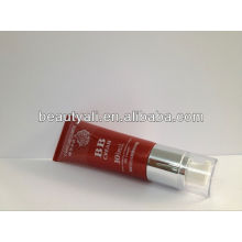 Spray Nozzle Cosmetic Plastic Tubes Packaging