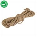 Corde de jute de corde de chanvre naturel pour la vente en gros