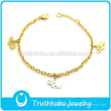 TKB-B0204 Chinese Good Luck Bracelet Sport Fitness para Mujeres