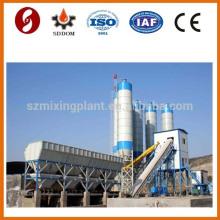 40m3 / h, 50m3 / h, 60m3 / h, 75m3 / h, 100m3 / h Портативный бетонный завод для продажи