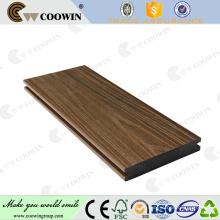 Co-extrusão ao ar livre resistente à intempéries wpc decks xangai