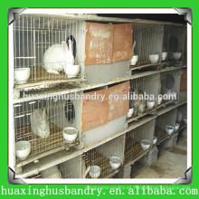 Cooperativa de conejo de varios niveles resistente a la corrosión