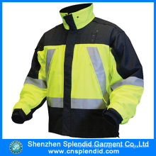 Long Sleeve High Quality Outdoor Reflective Work Clothes