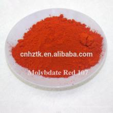 Pigmento 107/207/307 Molibdato Rojo para revestimiento