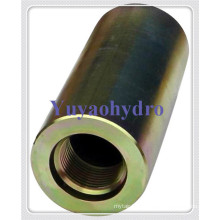 Bush Hydraulic Female Pipe Connector Fittings