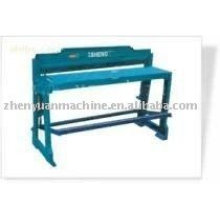 pedal shearing machine, steel sheet shearing machine,
