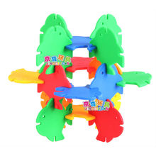 JQ1062 Fish Shape Newest plastic building block