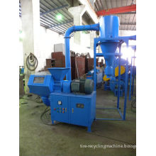 Waste Tyre Recycling Line With Lxs Centrifugal Screener ,15-60 Mesh