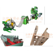 Warehouse System Storage Rack Roll Forming Machine From Bosj