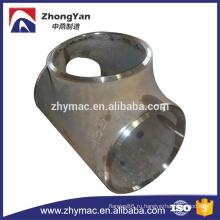 Стыковой сварной трубы, углеродистая сталь для стыковой сварки прямой тройник
