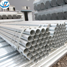 Hot selling hot dipped galvanized steel pipe tube / gi pipe for greenhouse