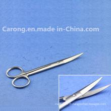 Ciseaux chirurgicaux de haute qualité avec CE agréé Cr955