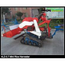 Preço barato de Mini Rice Harvester 4lz-0.7