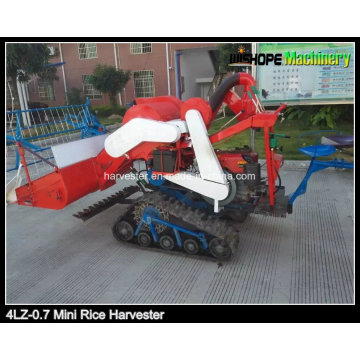 Cheap Price of Mini Rice Harvester 4lz-0.7