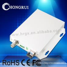 Фабрика SDI волоконно-оптические усилитель 1 канал SDI с разрешением 1080p волокна конвертер 12В в 3G-SDI видео конвертер