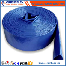 Top Qualité Bon Prix Flexible Flexible 6 Pouces Layflat Tuyau