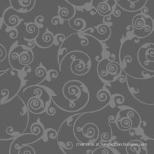 Toalha de mesa impressa de PVC com apoio não tecido (TJZGH0003A)