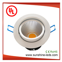 Dimmable COB LED Downlight 25W