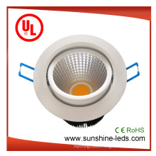 Dimmable 6W COB LED Ceiling Downlight with