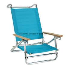 Cadeira de praia de alumínio ao ar livre (XY-142)