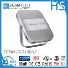 Venda quente 2016 Novo Design 100 W Luz de Inundação Ao Ar Livre LED com IP66
