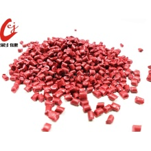 Red Plastic Shell Masterbatch Granuler