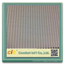 30 % polyester 70 % PVC Stores protection solaire Fabirc tissus pour stores à rouleau