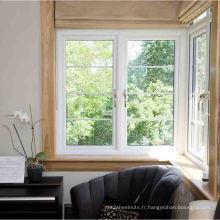 fenêtre pour la fabrication de fenêtres de porte en aluminium pour maisons mobiles