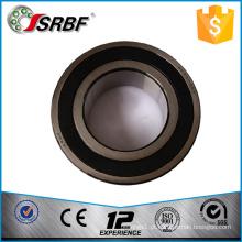 Aço cromado rolamento de esferas de contato angular chrome steel rolamento de esferas de contato angular