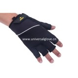 Universal Black Wholesale Products China Durable Safety Work Glove
