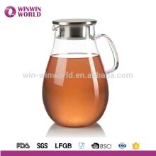 Perfekte heiße Produkt klar Infusion Tee Krug groß