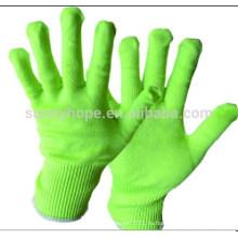 13gauge HPPE + Стальные перчатки для резки