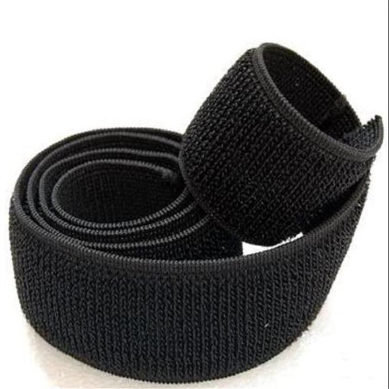Black Medical elastic hook