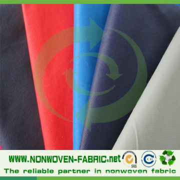 Materias textiles de la tela no tejida de la tela de PP