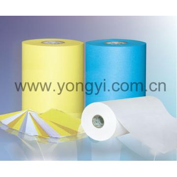 Papel do silicone para o Material da etiqueta auto adesiva
