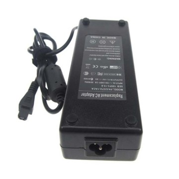 120W 15V 8A Toshiba Laptop Adapter 4-Loch-Anschluss