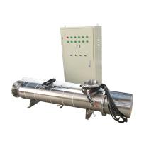 Purificação líquida ultravioleta home do sistema de desinfecção da água