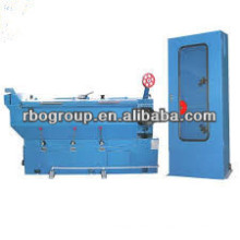 Machine de cuivre de tréfilage intermédiaire 17DS(0.4-1.8) engrenages type haute vitesse (machine de jointure de fil électrique)