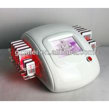 Cuerpo caliente del lipolaser del dispositivo de la liposucción del laser de la venta que adelgaza