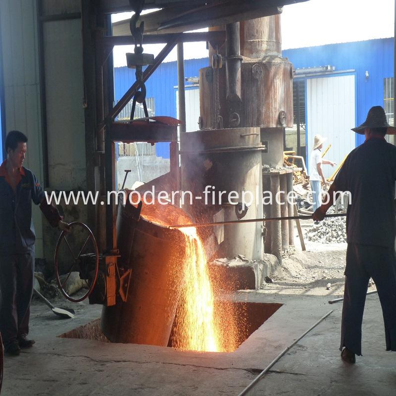 Furnace Wood Burning Production